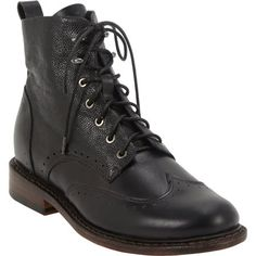 Rag & Bone Lace-Up Cozen Ankle Boots at Barneys.com