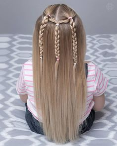 160 Braids Hairstyle Ideas for Little Kids 2020 Easy & Trending Braids Hair Style Ideas # 160 Braids Hairstyle Ideas for Little Kids 2019 Easy & Trending Braids Hair Style Ideas Baby Girl Hairstyles, Kids Braided Hairstyles, Box Braids Hairstyles, Cool Hairstyles, Hairstyle Ideas, Teenage Hairstyles, Braided Hairstyles For Kids, Toddler Hairstyles, Short Haircuts