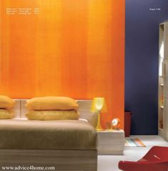 images about Interiors Wall Paints on Pinterest