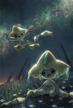 Pokémon JIRACHI!!!