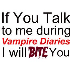 I love my TVD. this is so true ask my sister! Vampire Diaries Wallpaper, Vampire Diaries Quotes, Vampire Diaries Cast, Vampire Diaries The Originals, Vampire Quotes, Netflix, Vampire Love, Vampier Diaries, Cw Series