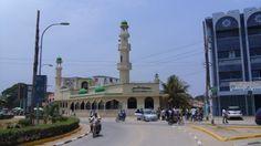 Malindi Centre.