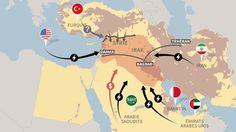 L'Etat islamique a proclamé la naissance de son califat le 29 juin 2014. Un an plus tard, l'organisation djihadiste règne toujours en Irak et en Syrie. Retour sur la montée en puissance de l'EI.