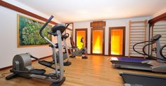 Gallery Workout Rooms, Roxy, Gallery, Fitness, Roof Rack, Exercise Rooms