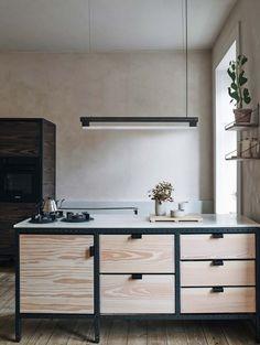 vosgesparis: FRAMA Studio kitchen   New catalog & Long table gatherings