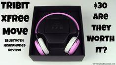 Tribit XFree Move Bluetooth Headphones Review