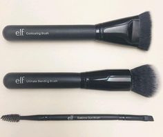 Coming this March: Three New e.l.f. Studio Brushes