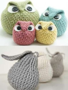 Owls and pears