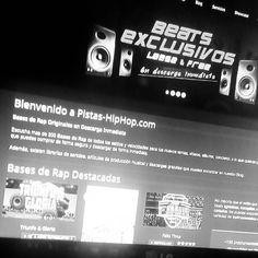 Las Bases destacadas de Rap las puedes encontrar al inicio del sitio web. #pistashiphop #rapbeats #featured #HipHopBeat #pin -- Visita Pistas-HipHop.com