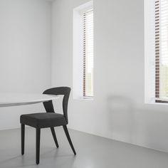 Finestre : Sala da pranzo minimalista di GIASIL