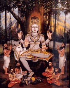 The silent form of lord Shiva.Basics of Saivism & Saiva Siddhantam: Saiva Agamas Shiva Parvati Images, Mahakal Shiva, Shiva Statue, Shiva Art, Hindu Art, Ganesha Art, Om Namah Shivaya, Guru Purnima, Lord Shiva Family