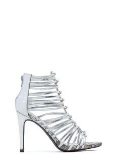 Gladiator Girl Stiletto Heels GoJane.com