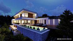 New project. #sonvida #palmademallorca #palma #architect #architecture #mallorca Interior Architecture, Interior Design, Spain, Mansions, House Styles, Instagram, Home Decor, Palmas, Architects