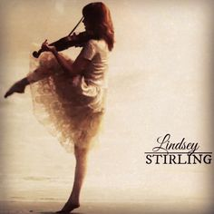 Lindsey Stirling. I love this picture!