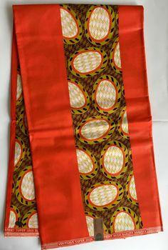 A personal favorite from my Etsy shop https://www.etsy.com/listing/457578952/african-print-fabric-dutch-wax-ankara