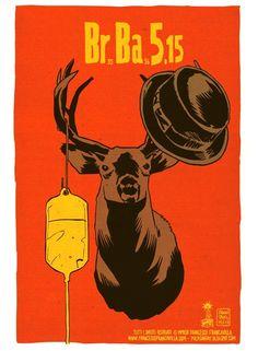 Ozymandias Breaking Bad Poster