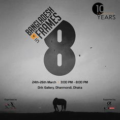 """Great News!!! The photography community Through the Lens: Bangladesh (TTL) are arranging the annual photography exhibition """"Bangladesh in frames"""" (BIF). The legendary photographer Nasir Ali Mamun will inaugurate the BIF8.  We are glad to be an associate this event and the event is judges by our Brand ambassador Saud al faisal and Abir Abdullah.  The Exhibition will started 24th March, Time: 4:00 PM Venue: Drik Gallery, Dhanmondi, Dhaka. Drik Gallery;  House#58, Road#15/A, Dhanmondi Date…"""