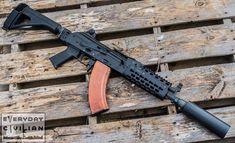 Ak 74, Custom Guns, Weapons, Weapons Guns, Fire, Guns, Weapon, Gun, Firearms