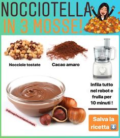 Pin on Crema e Frosting Vegan Sweets, Sweets Recipes, Dog Food Recipes, B Food, Love Food, Healthy Sauces, Healthy Recipes, Nutella Light, No Calorie Foods