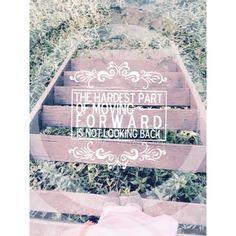 The hardest part <3