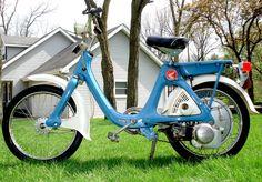 Honda P50 1966 - from --x--