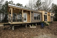 Pictures From Our Feature On Tiny House Nation, FYI Network