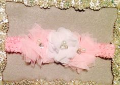 Beautiful pink baby/toddler headband   Please like my page www.facebook.com/littlepearlbowtique Custom Headbands, Toddler Headbands, Baby Style, Diy For Teens, Facebook, Pink, Beautiful, Ideas, Hot Pink