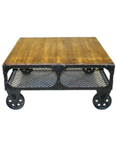 Spotted this Alfred Coffee Table on Rue La La. Shop (quickly!).