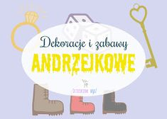 Dzieckiem bądź: Zabawy na Andrzejki Halloween, Kindergarten, Teacher, Education, School, Kids, Advent, Massage, Beautiful Pictures