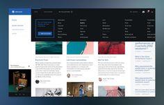Metro Modern Webdesign Mobile Web Design, App Design, Boost Creativity, Web Design Projects, Ui Web, Web Inspiration, Website Layout, User Interface Design, Interactive Design