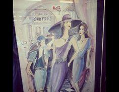 W Italii damy w kapeluszach piją Quarta Caffe. My tez ją mamy! - Karina Guardia