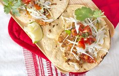 Grilled Fish Tacos Recipe - Life by DailyBurn