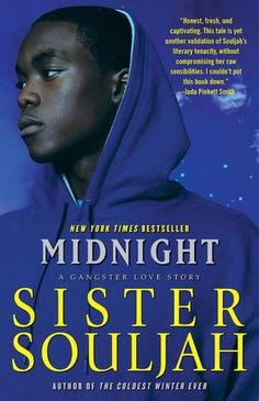Midnight from The Coldest Winter ever. This book is really good.