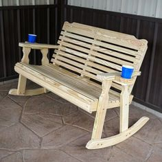 Centerville Amish Heavy Duty 800 Lb Classic Treated Bench Rocker Centerville Amish Heavy Duty 800 Lb Classic Treated Bench Rocker The post Centerville Amish Heavy Duty 800 Lb Classic Treated Bench Rocker appeared first on Pallet Diy.