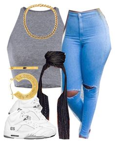 """."" by trillest-queen ❤ liked on Polyvore"
