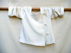 Three Tie Shirt and more...love her linen blouses!