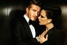 David and Victoria. hot