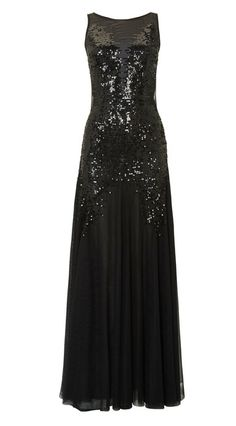 Ideal for the Xmas party season ! Bernshaw 'Soraya' dress Dazzle the night away in Bernshaw's stunning sequin evening dress. With a full long skirt that moves beautifully as you walk, just add simple heels for sophisticated glamour !