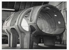 jim miller moon house Modern Playground, Playground Design, Jim Miller, Concrete Structure, Public Art, Historical Photos, Landscape Architecture, Climbing, Photo Art