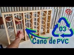 Esse INVENTO com tubo de PVC merece PATENTE! Amazing gadgets - YouTube Cool Gadgets, Diy, Amazing, Projects, Crafts, Youtube, Woodworking Projects, Cute Ideas, Furniture Ideas