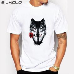 Awesome Cool Designs - T-Shirt with Short Sleeves