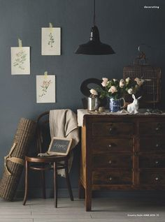 Grijs: één van de meest geliefde kleuren in het interieur op dit moment. Hoewel je deze kleur het...