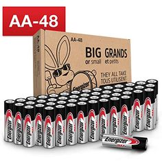 Energizer MAX Alkaline AAA Batteries at Lowe's. Long-lasting power and innovation is what the Energizer MAX® family is all about. Meet our longest-lasting AA and AAA Energizer MAX® batteries 9 Volt Battery, Battery Shop, 18650 Battery, Energizer Bunny, Button Cell, Alkaline Battery, Battery Sizes, Digital Camera, Consumer Electronics