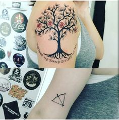 Tree, Pink Floyd, bow and arrow