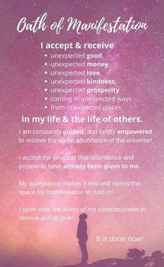 Positive Affirmations Quotes, Morning Affirmations, Money Affirmations, Affirmation Quotes, Positive Quotes, Healing Affirmations, Prosperity Affirmations, Positive Art, Affirmations For Love