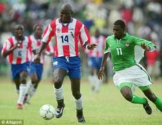 George Weah, Liberia