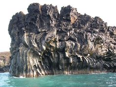 Lava Rock Formations on Maui