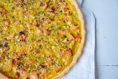 Les jours de flemme, je suis bien contente d'avoir une pâte à tarte (Croustipâte) sans gluten et sans lactose toute prête sous la main. En quelques minutes, je fais une quiche lorraine/au saumon/à la tomate...