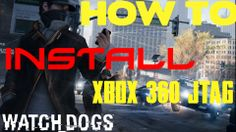 (Tutorial) How To Install Watch Dogs Xbox 360 jtag/rgh #watchdogs #gameplay #howto #tutorial #youtube #subscribe