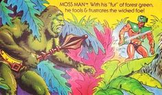 Happy #EarthDay from #MossMan and the Pete's Basement Crew! #MastersoftheUniverse #MOTU #Earth #